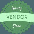 New vendor's Shop