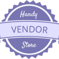 New vendor shop